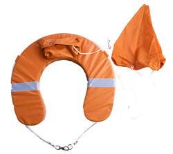 馬蹄型救命浮き輪
