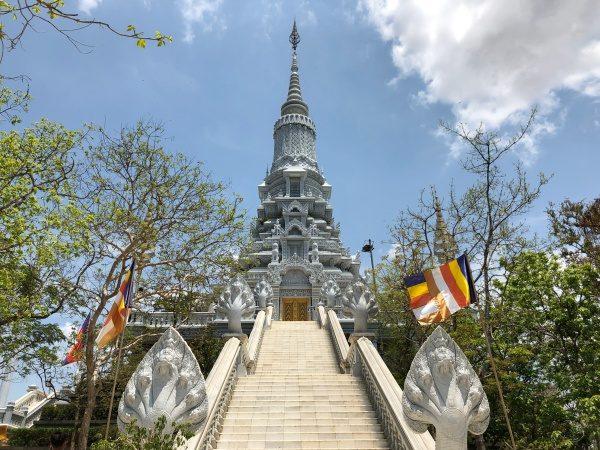 ウドンの仏教遺跡群