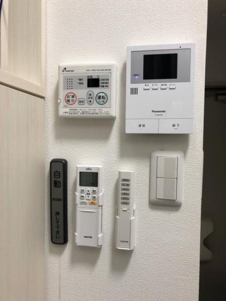 擬態する自動ドアスイッチ