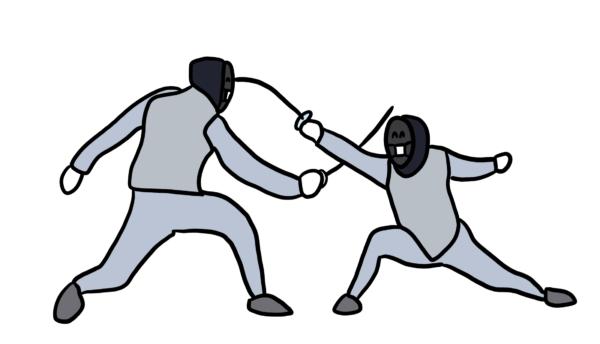 フェンシングマスク