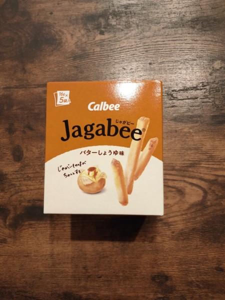 Jagabeeバターしょうゆ