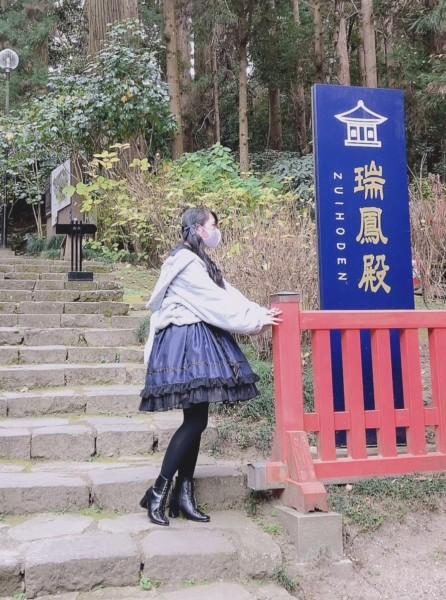 瑞鳳殿の入り口です